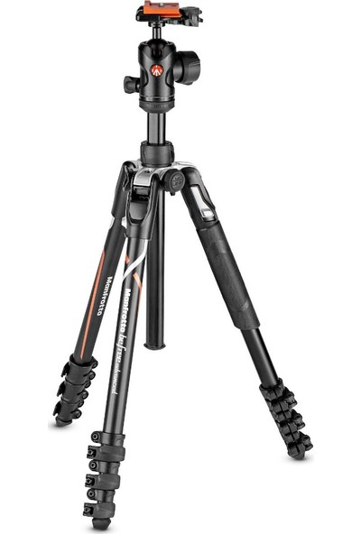 Manfrotto MKBFRLA-BH Befree Advanced Lever Alpha