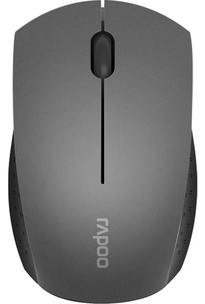 Rapoo 3360 2.4GHz Kablosuz Optik Gri Mouse