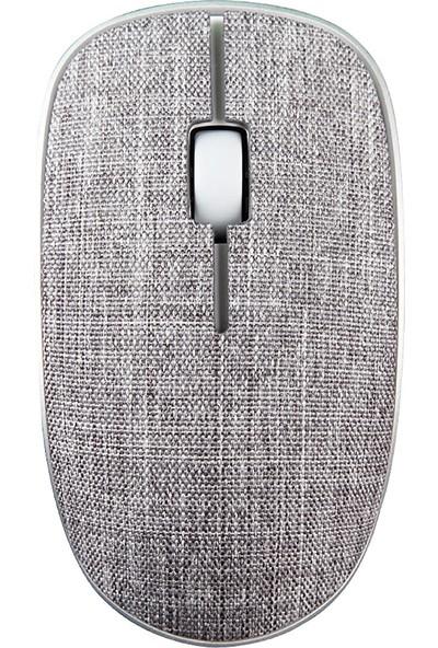 Rapoo 3510 Plus Kablosuz Optik Gri Mouse