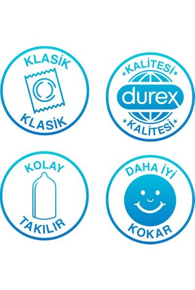 Durex Klasik Prezervatif 12'li - Temel Güven Duygusu