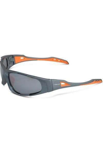Xlc Gözlük Gri/Turuncu Çerçeveli 3 Renk Cam Model Sulawesi HS1347