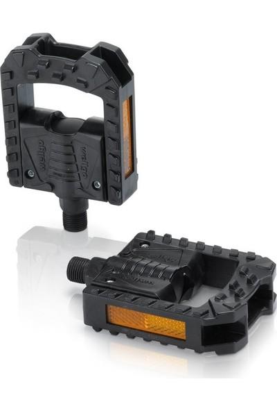 Xlc Folding Pedal PD-F01 Siyah Katlanır