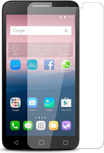 Case 4U Huawei P9 Lite 2017 Cam Ekran Koruyucu