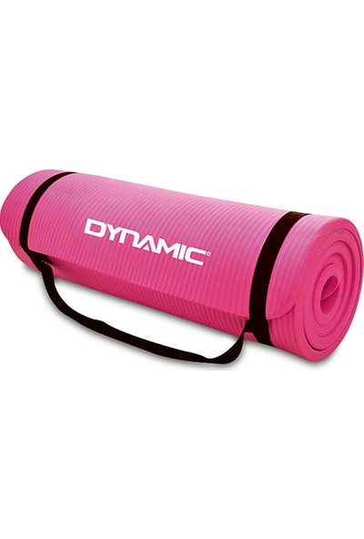 Dynamic 15 Mm Deluxe Foam Pilates Minderi & Yoga Mat