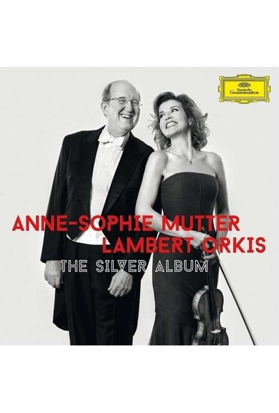 Anne-Sophie Mutter - The Silver Album 2 Cd