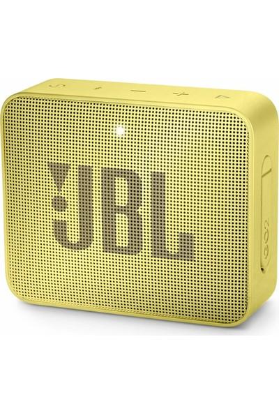 JBL Go 2 IPX7 Su Geçirmez Taşınabilir Bluetooth Hoparlör Sarı
