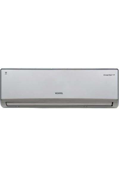Vestel Flora 18 Gümüş A++ 18000 BTU Duvar Tipi Inverter Wi-Fi Klima