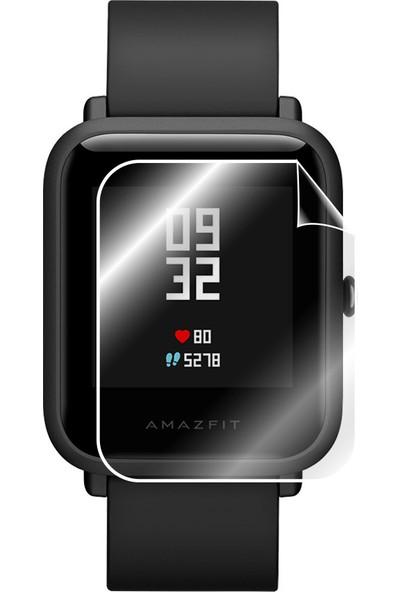 IPG Xiaomi Amazfit Bip Akıllı Saat Ekran Koruyucu ( 2 Adet )
