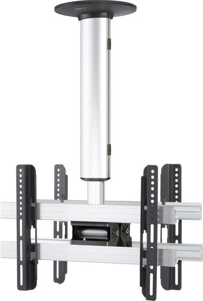 Ultimate TM 5535 MINI Double Lcd Led TV Tavan Askı Aparatı