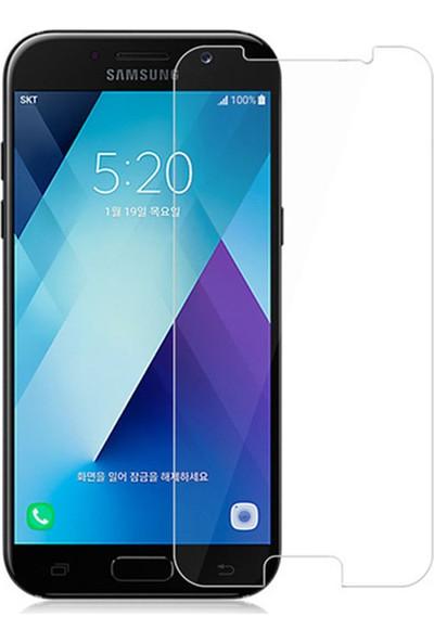 Microcase Samsung Galaxy J7 Core Tempered Glass Cam Koruma