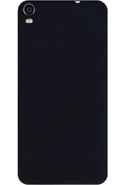 Microcase Vestel Venüs V5 Premium Mat Silikon Kılıf + Tempered Cam