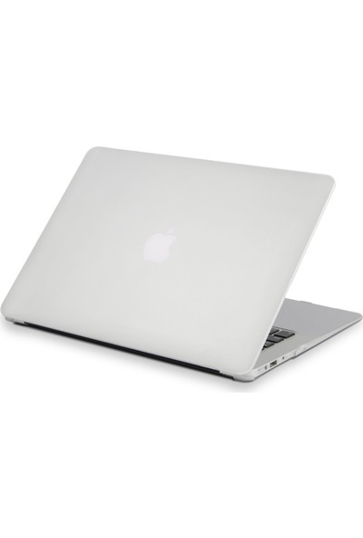 "Codegen Apple 13"" 13 inc Macbook Pro A1706 A1708 Beyaz Kılıf Kapak CMPT-133W"