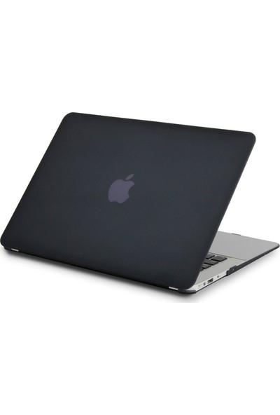 """Codegen Apple 13"""" 13 inc Macbook Pro A1706 A1708 Siyah Kılıf Kapak CMPT-133B"""
