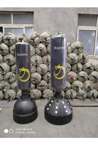 Leyaton Boks Vurma Standı 1.75 Cm Siyah LYT - 26 S