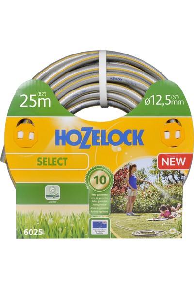 "Hozelock 6025H 25 Mt 1/2"" Select Hortum"
