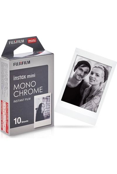 Fujifilm Instax Mini Monochrome Siyah-Beyaz 10'Lu Film