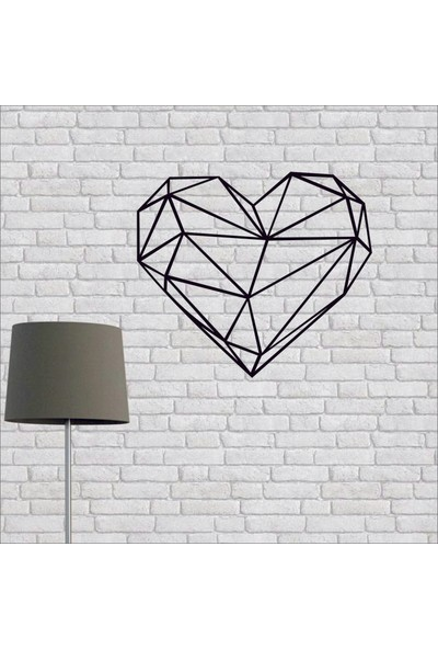 Artmoon Design Love Metal Tablo Duvar Dekor