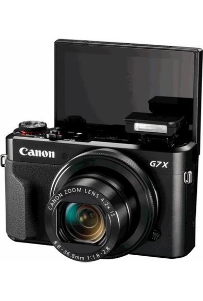 Canon PowerShot G7X Mark II (Canon Eurasia Garantili )