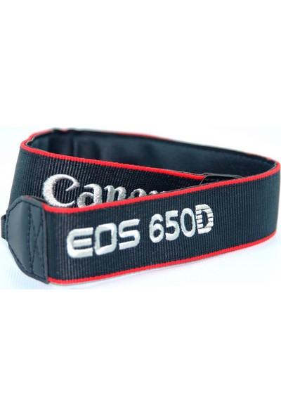 Canon 650D DSLR Omuz Askısı