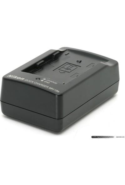 Nikon MH 18A EN EL3 Batarya Uyumlu Şarj Cihazı (Orjinal)