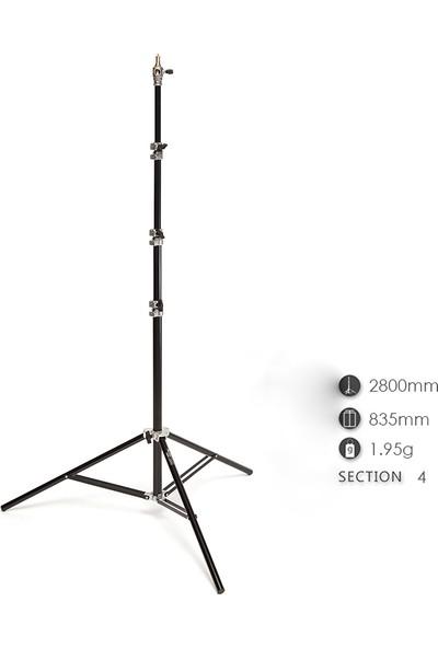 Phottix Saldo 280 Air Işık Ayağı Light Stand (280cm)