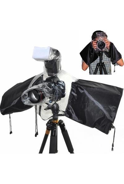 Fulat DSLR Fotoğraf Makineleri İçin Yağmurluk