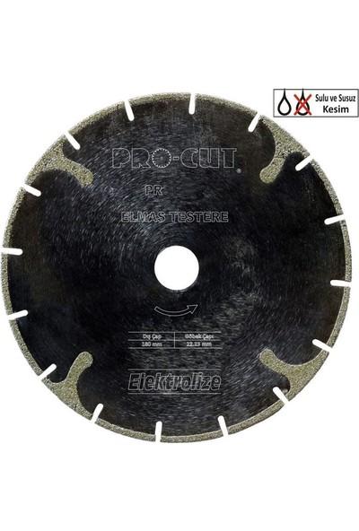 ProCut 51097 EC (Elektrolize) Serisi Elmas Testere 180 mm