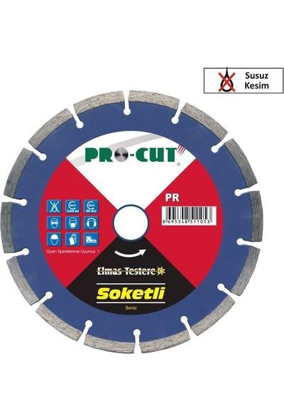 ProCut 51101 A (Soketli) Serisi Elmas Testere 115 mm