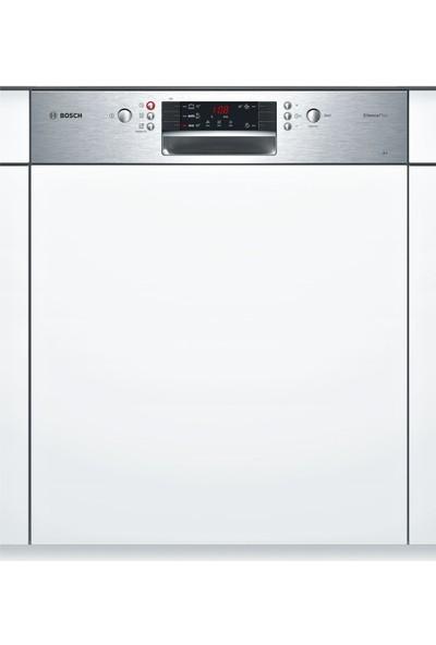Bosch SMI45IS00T A+ 5 Programlı Bulaşık Makinesi