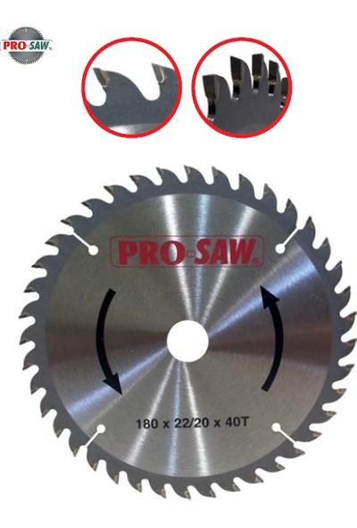 ProSaw 51214 Daire Sunta Testeresi 180x22/16 mm 24 Diş