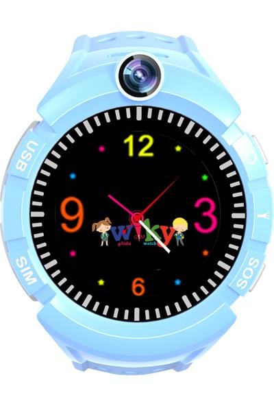 Wiky Watch 3 Akıllı Çocuk Saati - Mavi