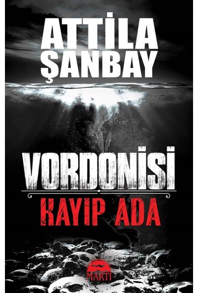 Vordonisi-Kayıp Ada - Attila Şanbay