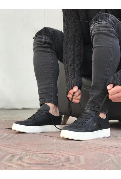 Knack Yüksek Taban Troklu Erkek Spor Ayakkabı
