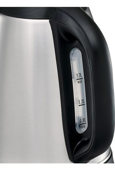 Tefal Subito Select Paslanmaz Çelik 1.7 Litre Su Isıtıcısı - 7211002748