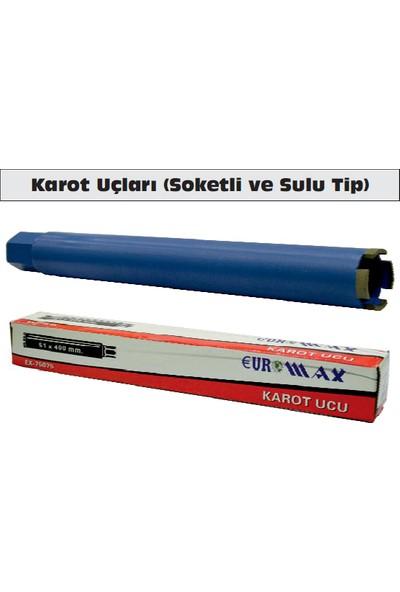 EuroMax 75053 Soketli Tip Karot Ucu 56 x 400 mm.
