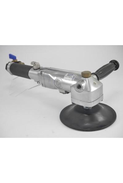 Gison GPW211 Havalı Sulu Taşlama 140 mm