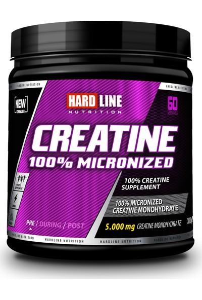 Hardline %100 Mikronize Kreatin 300gr