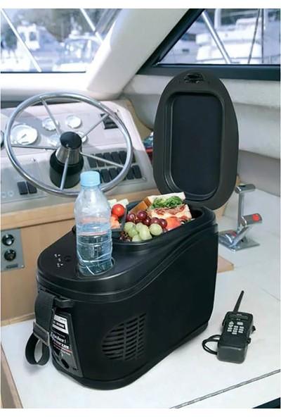 Black&Decker TC204BE 12Volt 6 Litre Sıcak/Soğuk Oto Buzdolabı