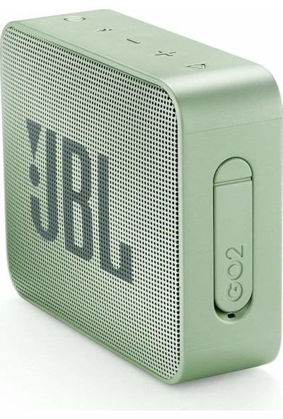 JBL Go 2 IPX7 Su Geçirmez Taşınabilir Bluetooth Hoparlör Mint