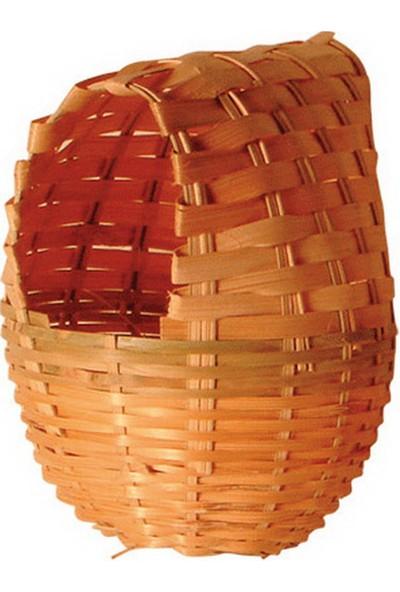 Doğal Örme Finch Yuvası 11,5 Cm / 11,5 Cm