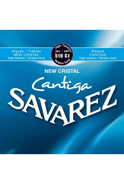 Savarez Alliance Cantiga 510Cj Takım Klasik Gitar Teli 656267