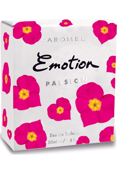 Emotion Passion EDT Kadın Parfüm 50 ml