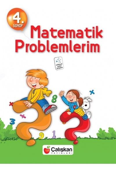 Matematik Problemlerim 4 Sınıf Çalışkan Yayınları
