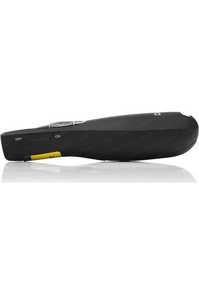 Dark WP07 2.4GHz Kırmızı Lazerli Wireless Presenter (DK-AC-WP07)