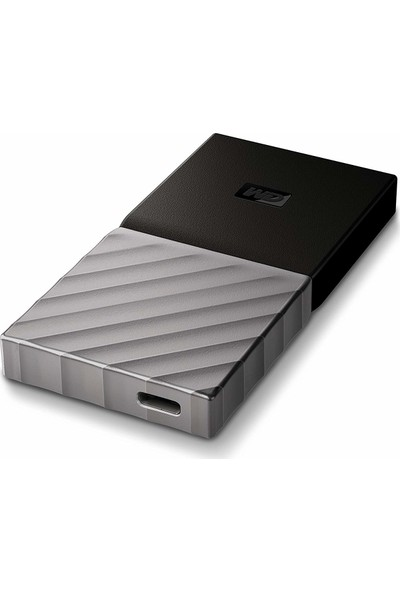 WD My Passport SSD 2TB USB 3.1 Gen 2 Taşınabilir SSD WDBKVX0020PSL-WESN