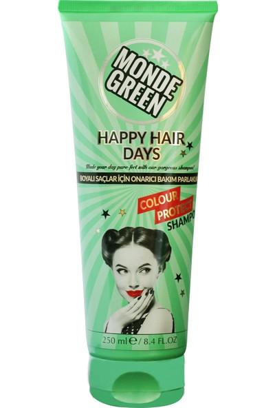 Monde Green Renk Koruyucu Şampuan