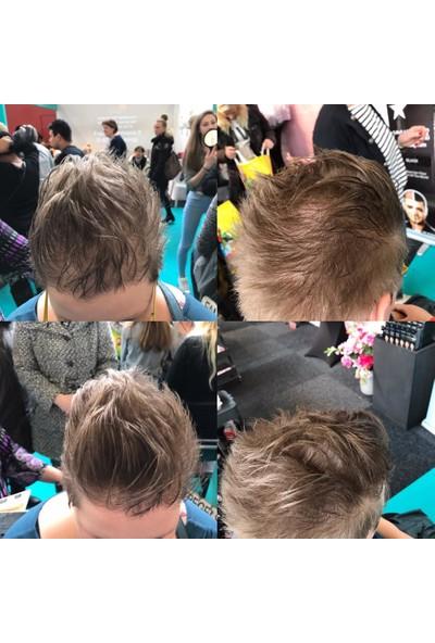 Organische Hair Building Fibers 50 gr Koyu Sarı Saç Tozu