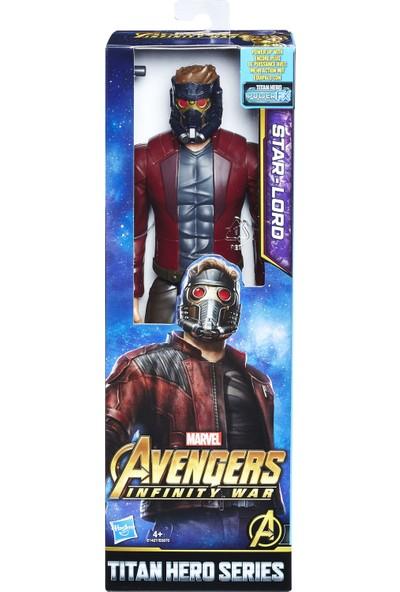 Avengers Infinity War Titan Hero Star-Lord Figür