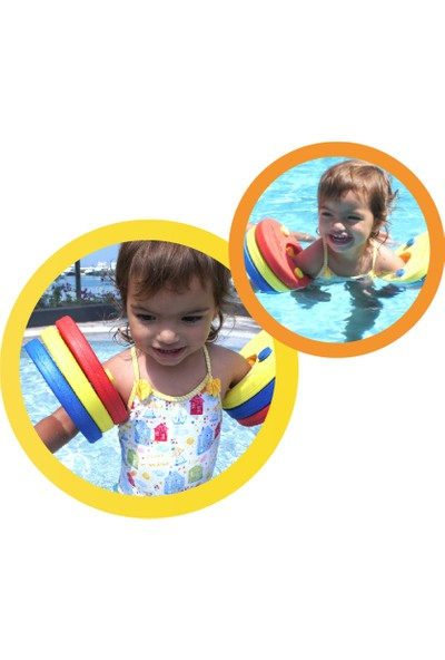 Amphibian Pro Patlamaz Batmaz Çocuk Kolluğu Swim Disc