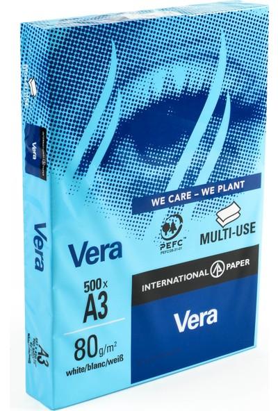 Vera A3 Fotokopi Kağıdı 1 Koli